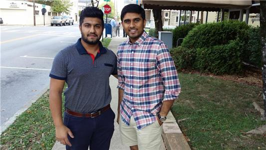 Smit and Dipen Patel