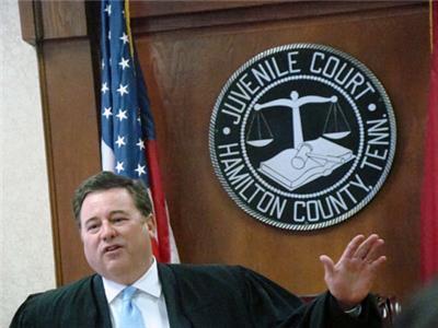 Judge Rob Philyaw