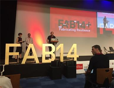 Session at Fab14