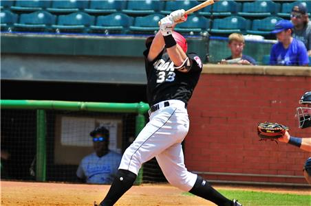 Jimmy Kerrigan went 3-for-3 including a two-run homer in the sixth inning.