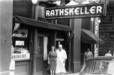 The Rathskeller was a popular spot on Cherry Street